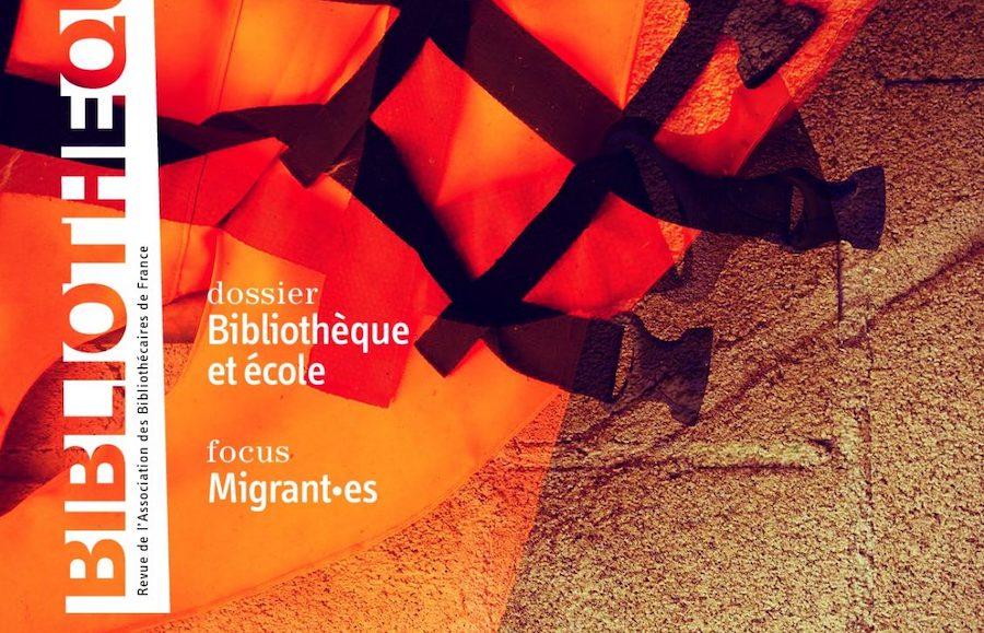 """I nostri laboratori sulla rivista internazionale """"Biblioteque(s)""""!"""